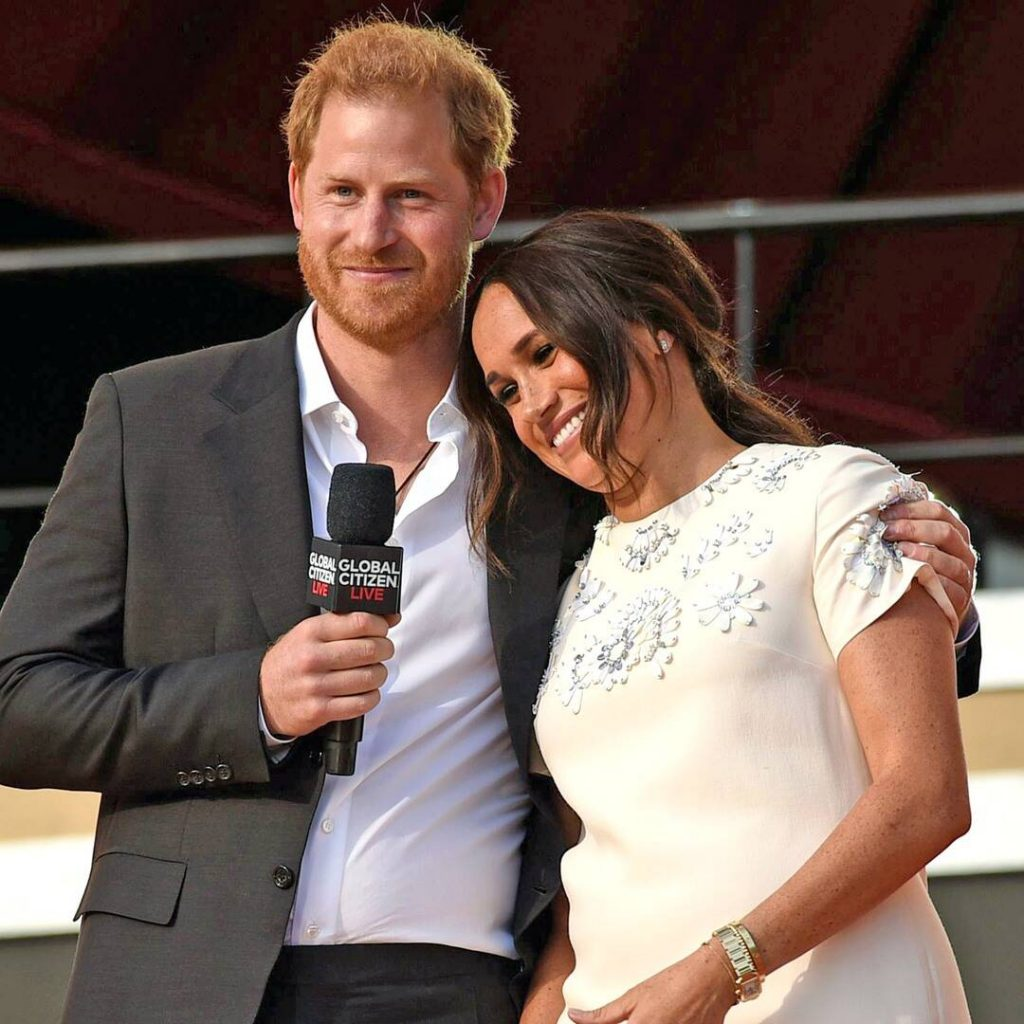 rs x prince harry meghan markle global citizen live
