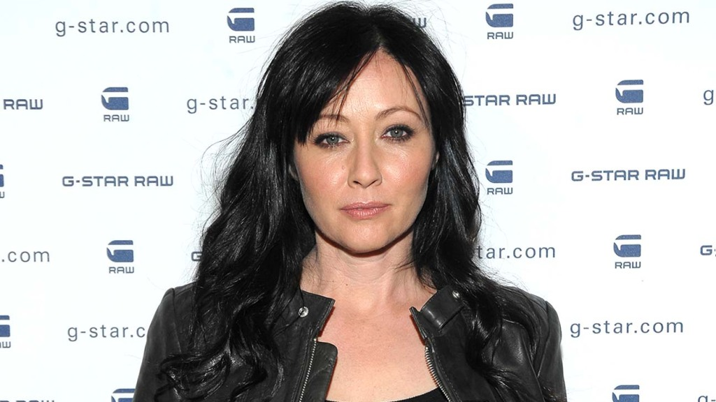 actress shannen doherty getty h